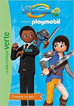 tlcharger playmobil super 4 07 panique au parc gratuit - Playmobil Gratuit
