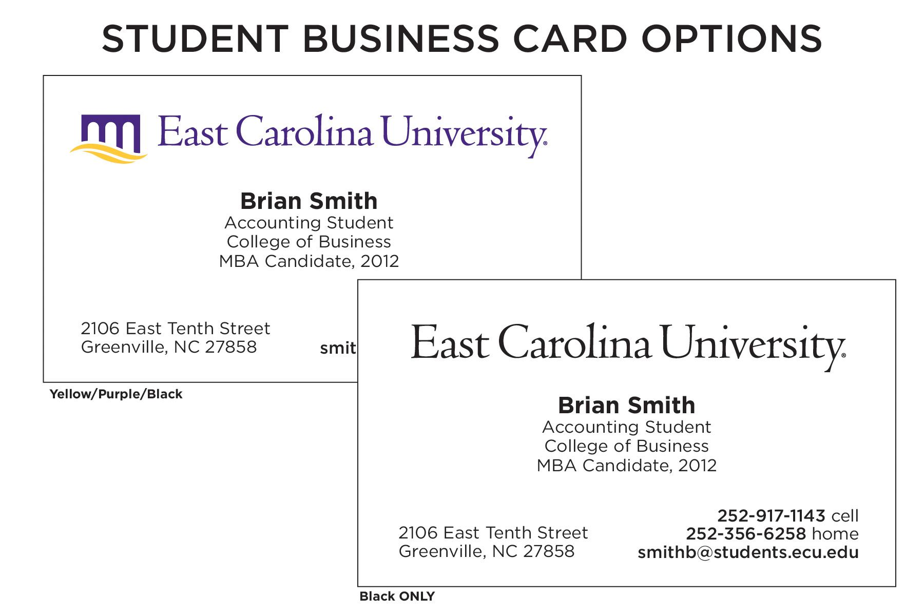 12 Best Photos Of Student Business Card Templates Free Pertaining To Student Business Student Business Cards Business Cards Layout Free Business Card Templates
