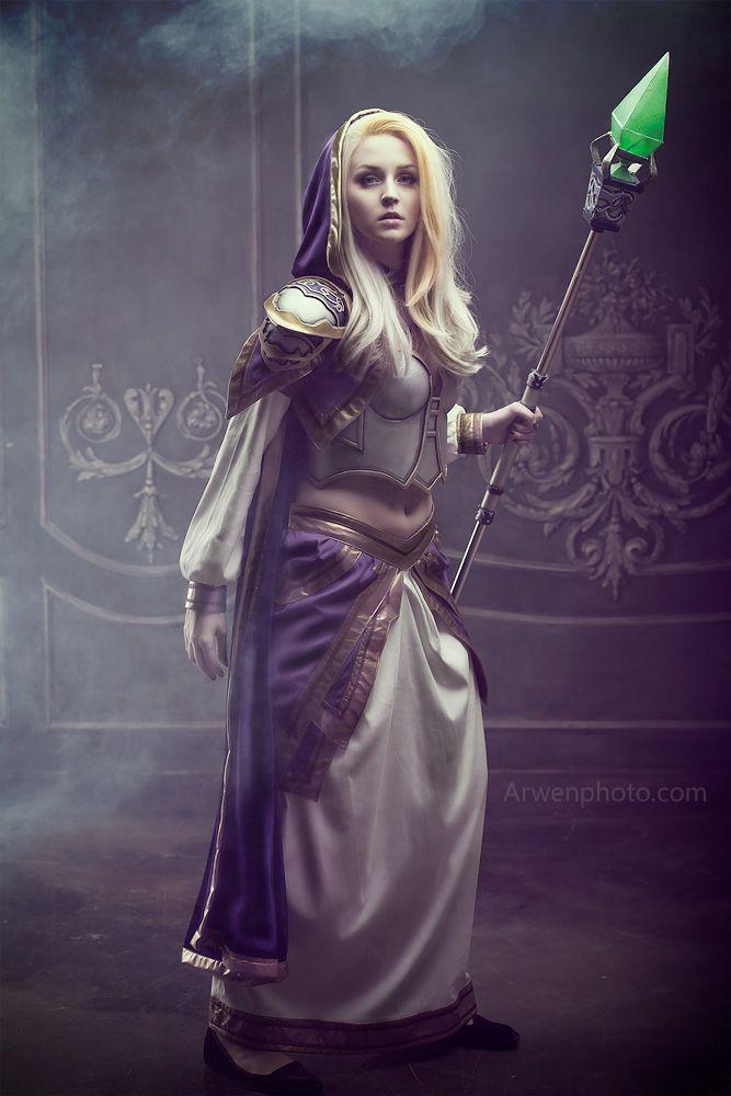 Think, jaina proudmoore cosplay
