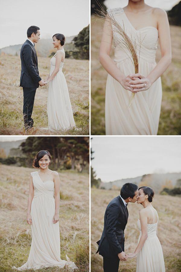 Magnolia Rouge: Engagement shoot by Danelle Bohane