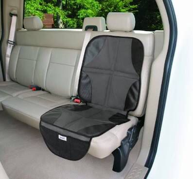 Car seat protector // baby // travel // must have // any brand is ...