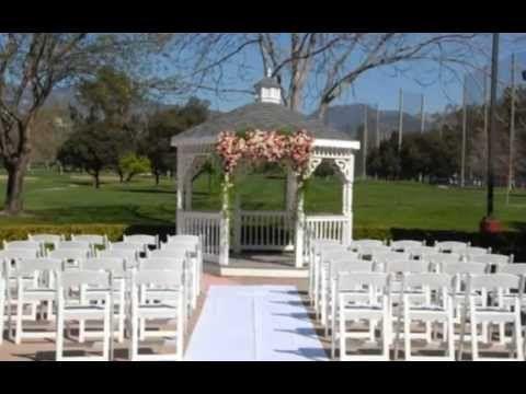 Brookside Pasadena Los Angeles Wedding Locations Wedding