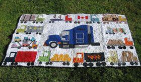 Happy Quilting: Convoy!!!!