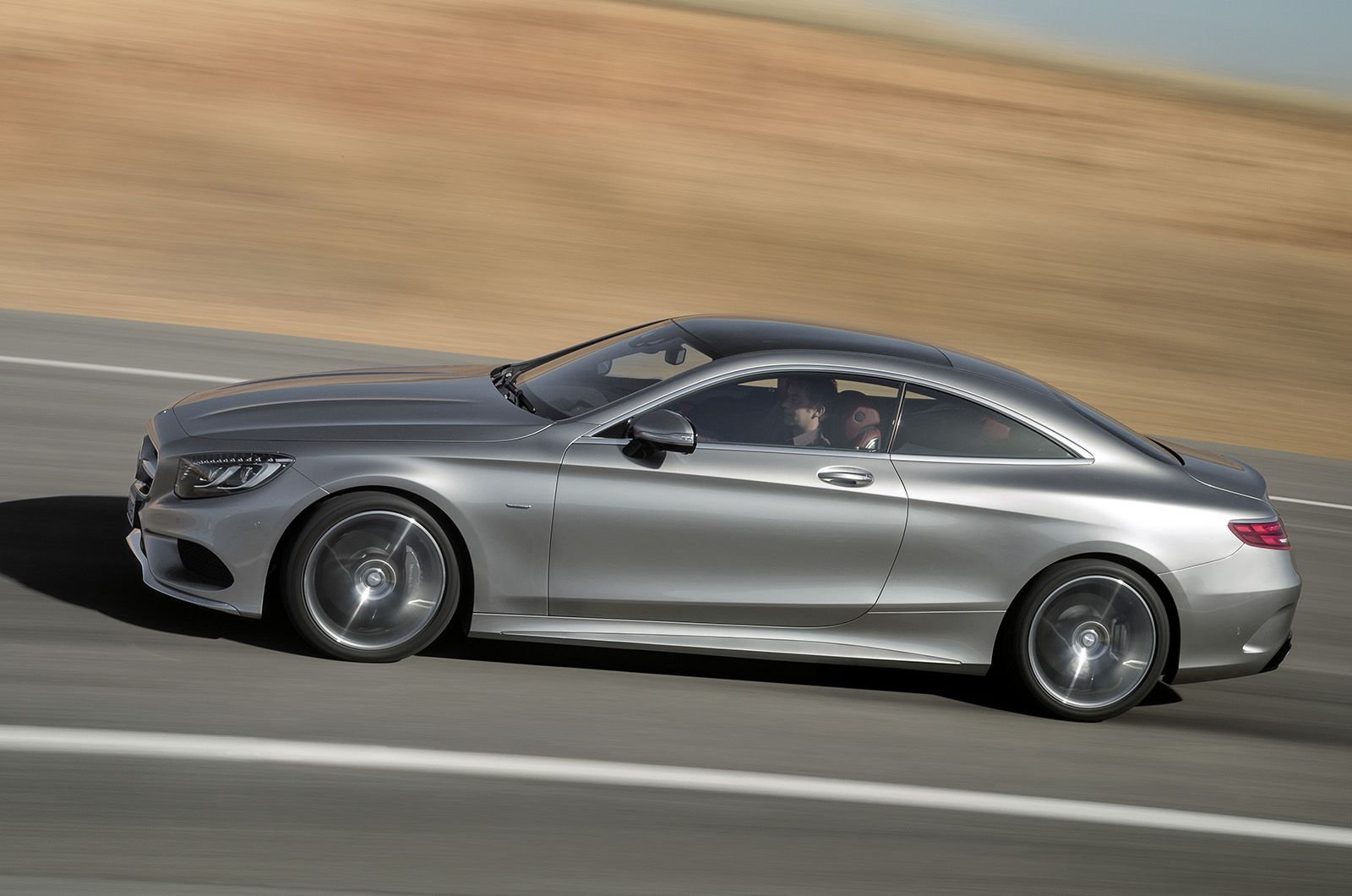 Mercedes benz s500 coupe 4matic first drive review
