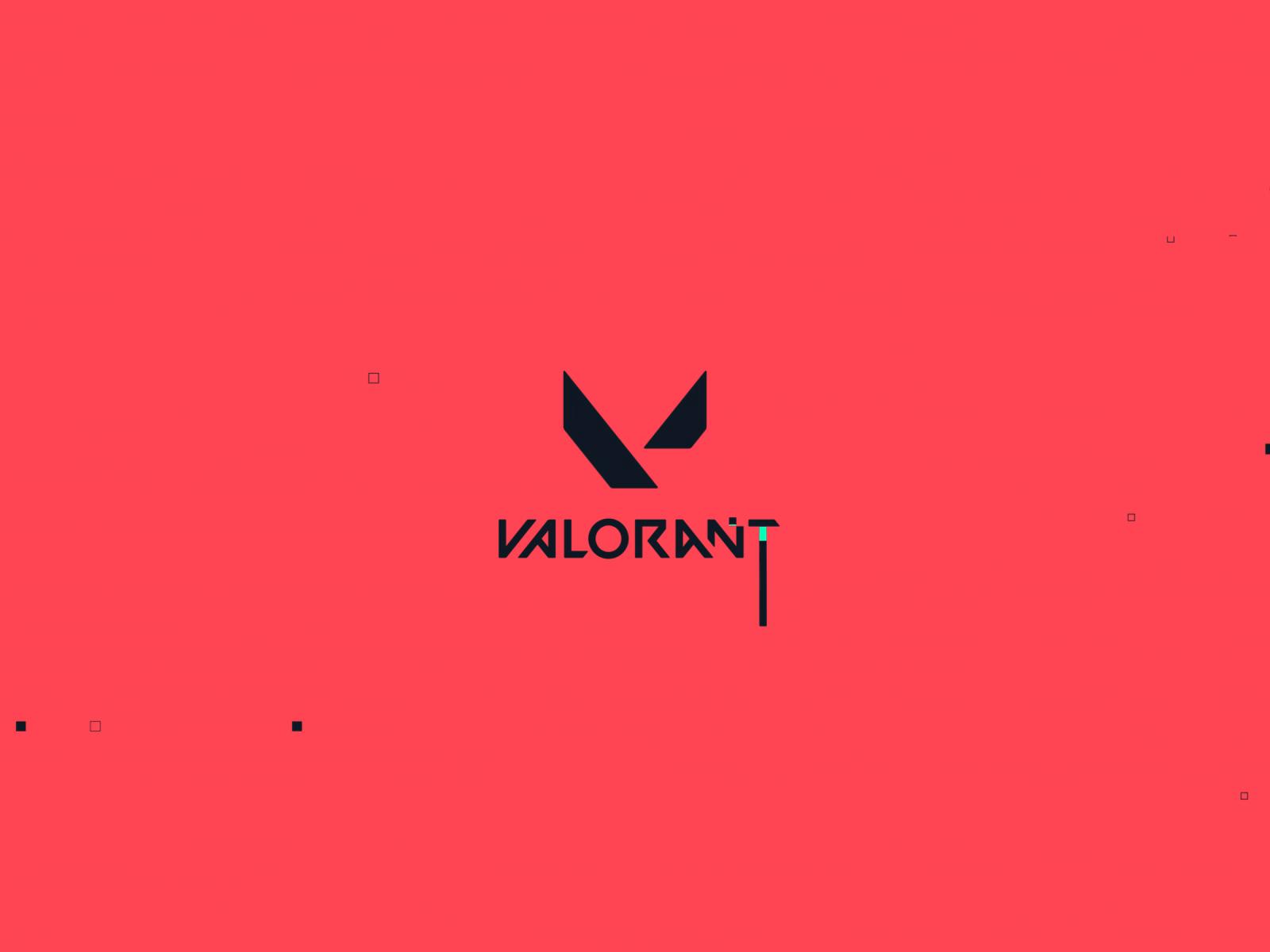 Valorant Logo Animation By Nicolas Girard Animation Logos Animation Design
