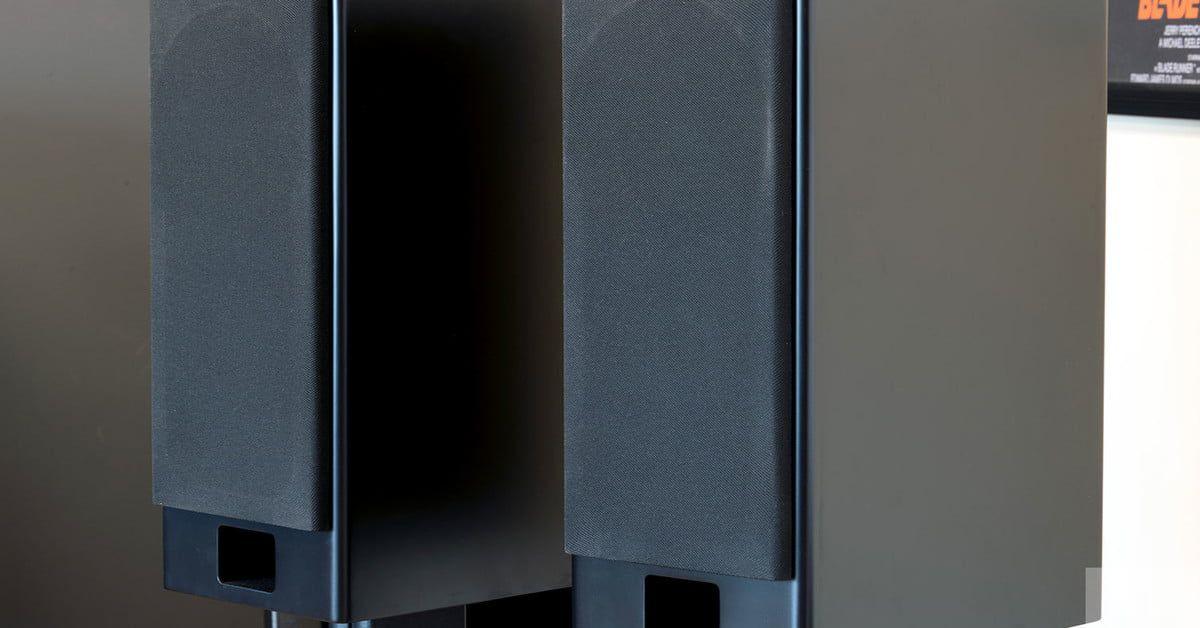 Monoprice Monolith K BS Review Bookshelf Speakers Digital Trends Tech News