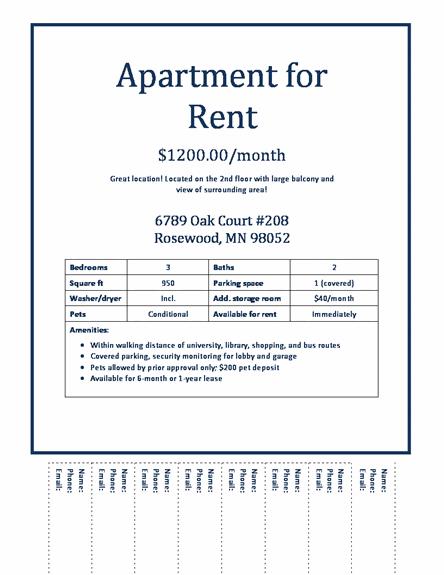 download apartments for rent flyer gen4congresscom gen4congress com
