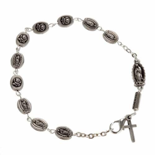 de1522319273 Pulsera Ghirelli de latón Virgen de Guadalupe   Jewelry   Jewelry ...