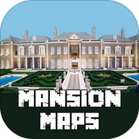 Free Mansion City Maps For Minecraft Pe Mcpe By Saliha Bhutta Mansions City Maps City