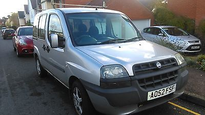 Ebay 2002 Fiat Doblo 19 Jtd Elx Spares Or Repair Good Enggbox