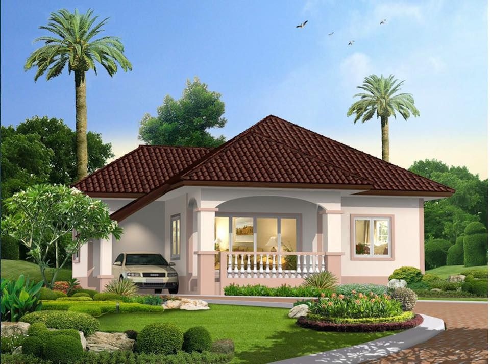 25 Impressive Small House Plans For Affordable Home Construction Plany Domu Dum Domy