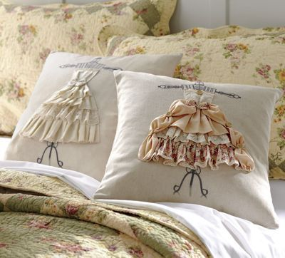 Country Door All Dressed Up Pillow Cover