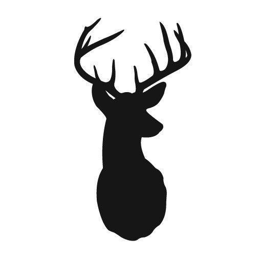 322d505aa50463b4f28c585089dca62b jpg 504 504 pixels deer head rh pinterest co uk