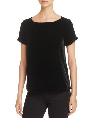 Eileen Fisher Velvet Top | Bloomingdale\'s | Fashion = Passion ...