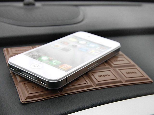 Chocolate Non-Slip Mat
