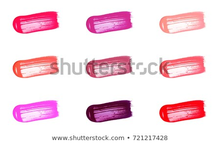 Photo of Collection Shades Lipstick Texture Isolated On Stock Photo (Edit Now) 721217428 …