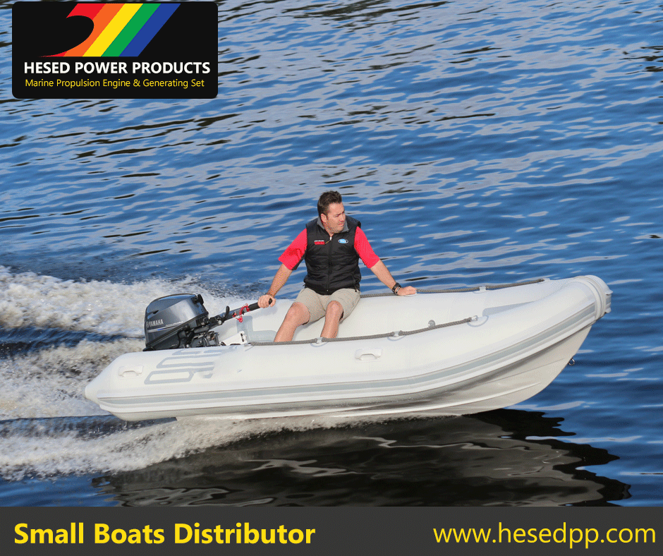 We are #distributor for small boats with and without engines
