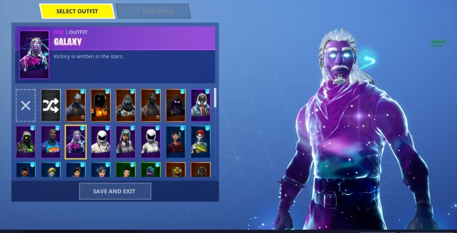 1b9dced48495163887690587edce5e99 - How To Get The Galaxy Skin In Season 10