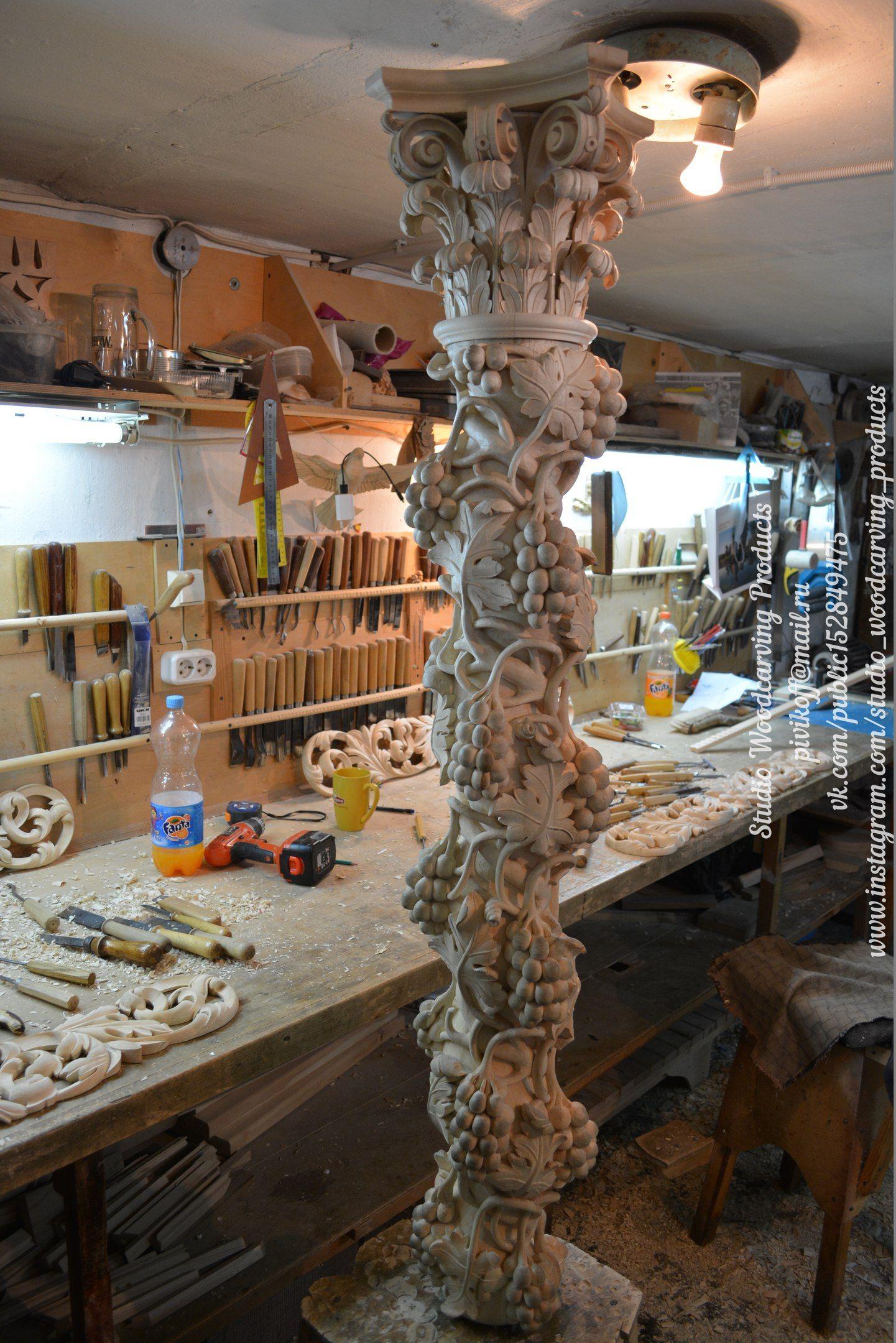Pin de Erika en Woodwork | Pinterest | Tallado en madera, Madera y ...