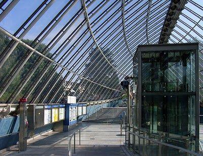 U-Bahn Sankt-Quirin-Platz, Münich, Germany