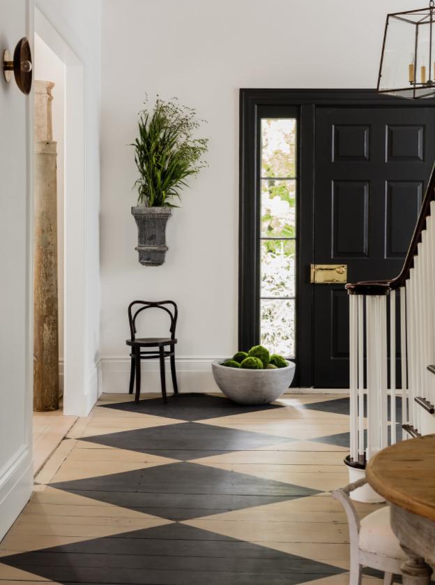 in good taste lisa tharp architecture design room inspiration pinterest flur mobel haus and flure