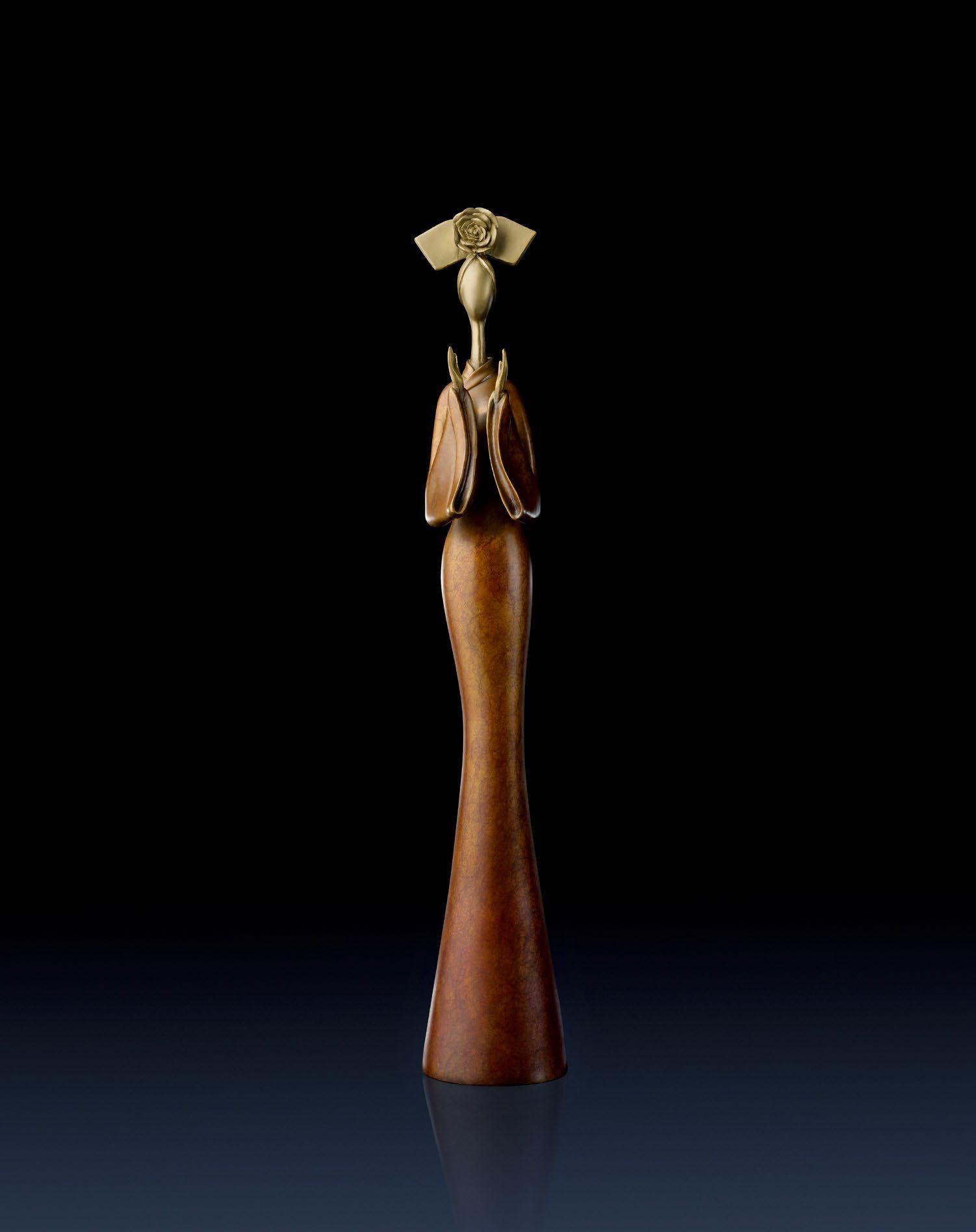 Brass Master Home decor sculpture - Metal crafts ornaments statue - Qing Dynasty Impression(III) 3010613 Special Price: $299.00 Links: http://www.amazon.com/gp/product/B00KK3IKU4