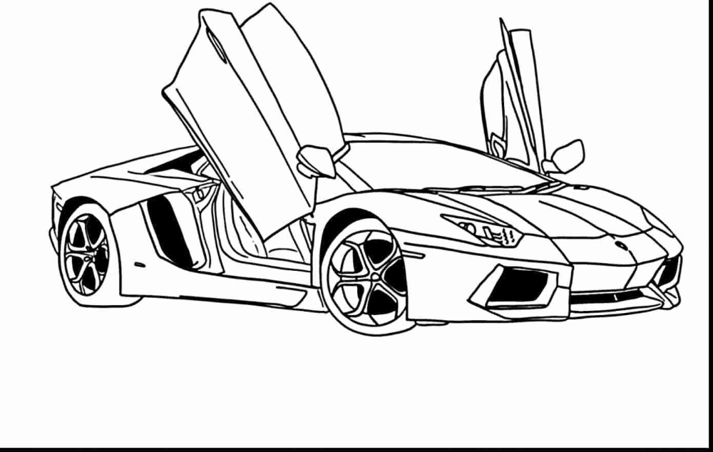 Lamborghini Drawing Step By Step At Paintingvalley Com Explore Collection Of Lamborghini Drawing Step B Cars Coloring Pages Lamborghini Sports Coloring Pages
