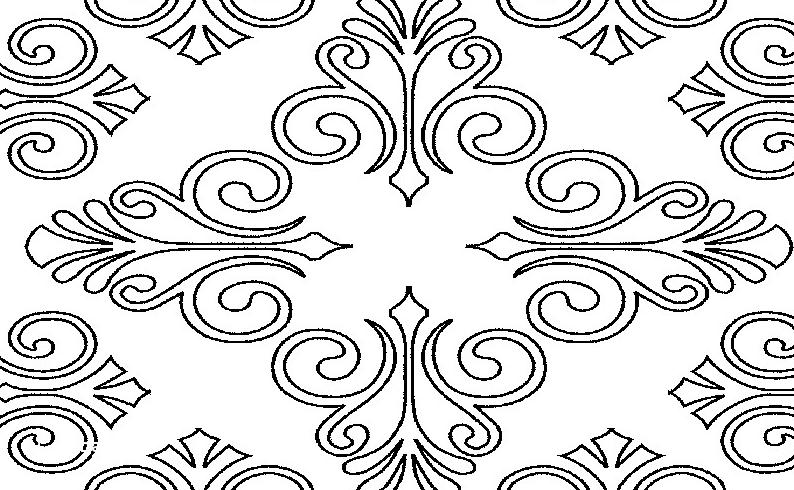 Foto Motif Batik Yang Mudah Digambar - Batik Indonesia