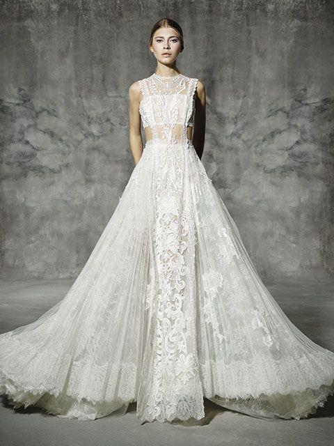 atocha, yolancris, romantic, couture, dress, wedding, barcelona