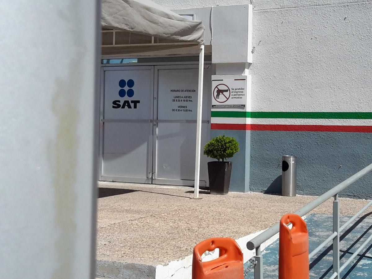Se suma UCD contra el gasolinazo con la toma del SAT   El Puntero