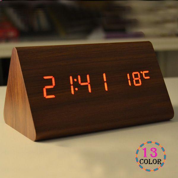 Factory Sale Cheap Digital LED Projector Alarm Clock Mini