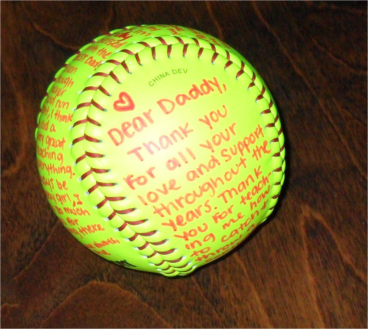 "Senior Night Quotes For Softball: Ummagumma: ""Thank You For Teaching Me The Game"