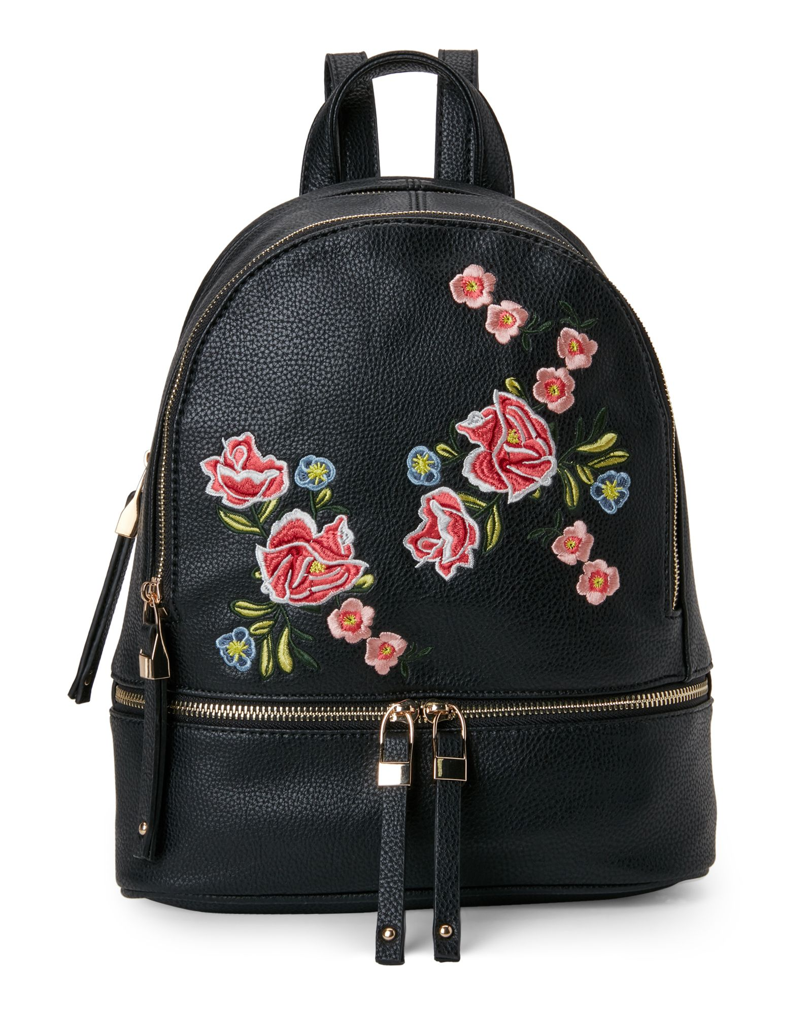 2547dfdacb78 Brooke Rose Embroidered Backpack