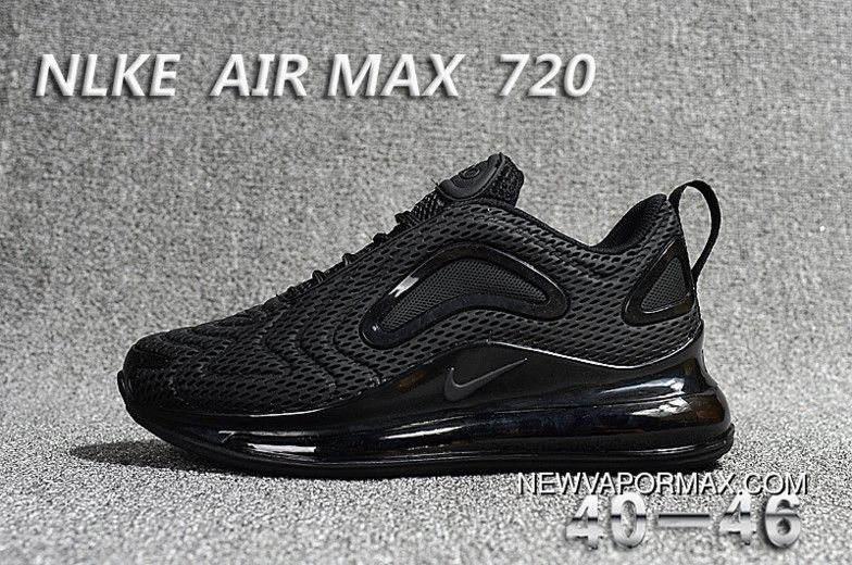 Nike Air Max 720 All Black New Year Deals in 2019 | Mens