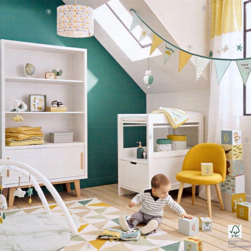 Maison Du Monde Catalogue 2017 2018 Junior Baby Boy Rooms Baby Bedroom Baby Room Design