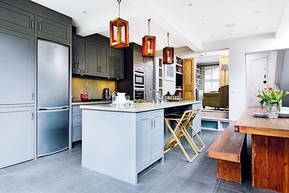 The Bovingdon kitchen by Cue u0026 co