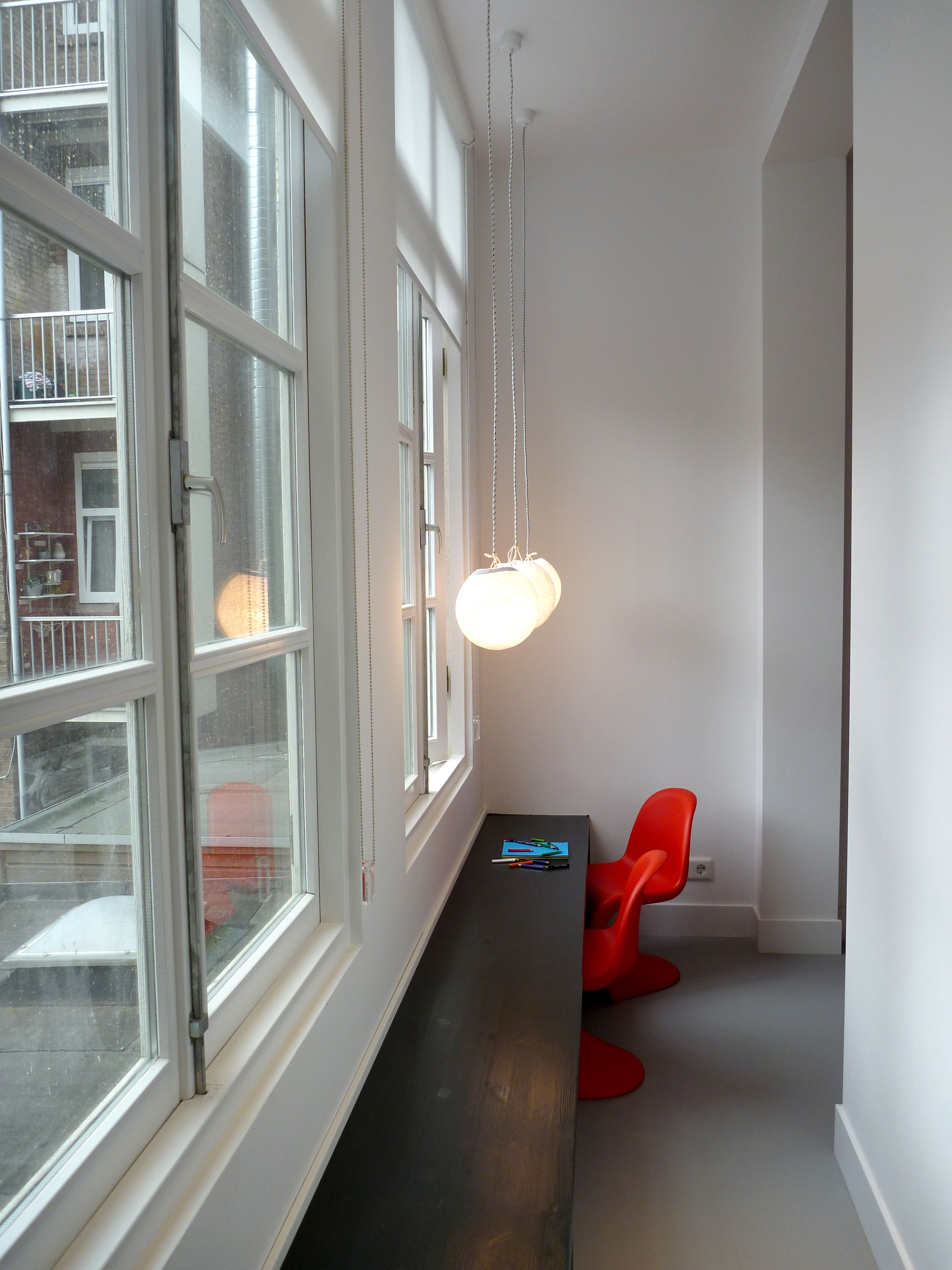 Studio ei ontwerp ruime loft amsterdam for Interieurontwerp amsterdam