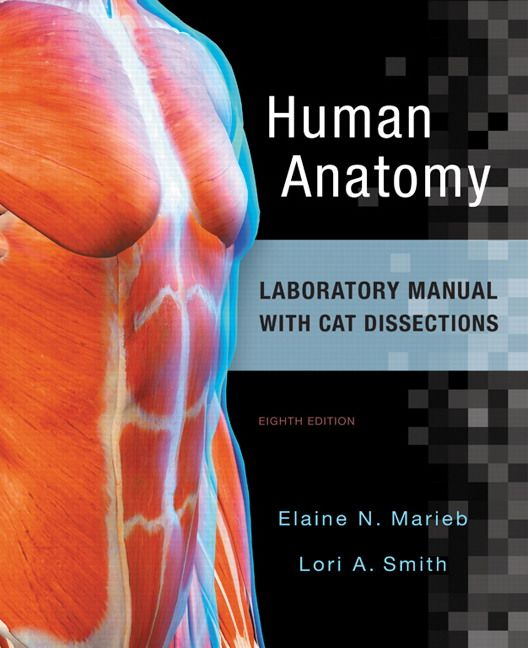 Human Anatomy Laboratory Manual with Cat Dissections 8th Edition ...