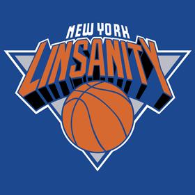 Ny Linsanity T Shirt New York Knicks Logo Nba New York New York Knicks
