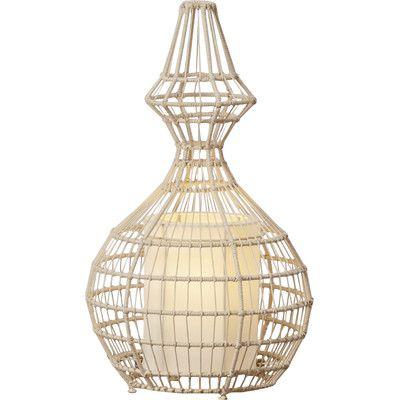 "Bungalow Rose Hengelo 24.5"" Table Lamp"
