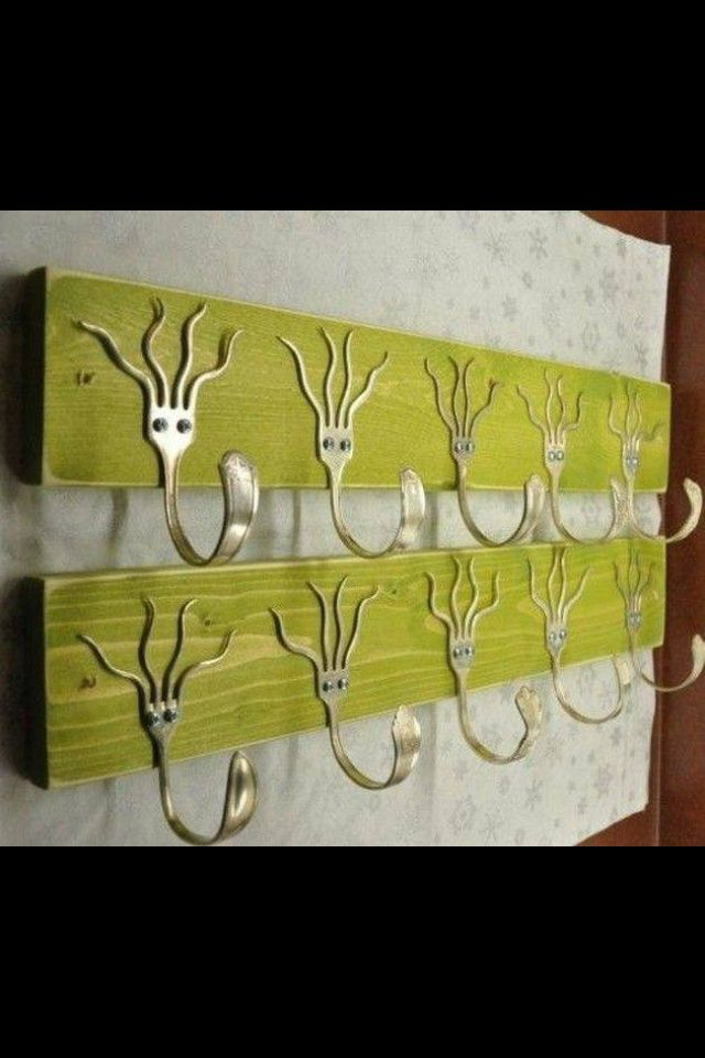 30 Recycled Crafts For Creative Eco Home Decorating With Metal