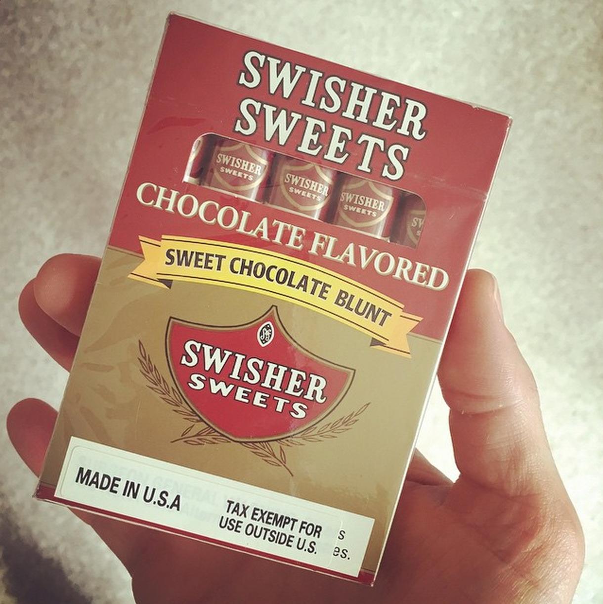 swihsersweets #swishersmokes #swisher #sweet #smoke #chocolate ...