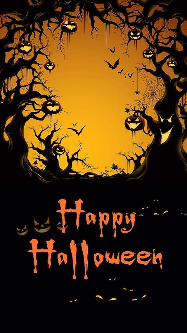 Pin By Beth O Riley On Walls Halloween Artwork Halloween Backgrounds Halloween Pictures