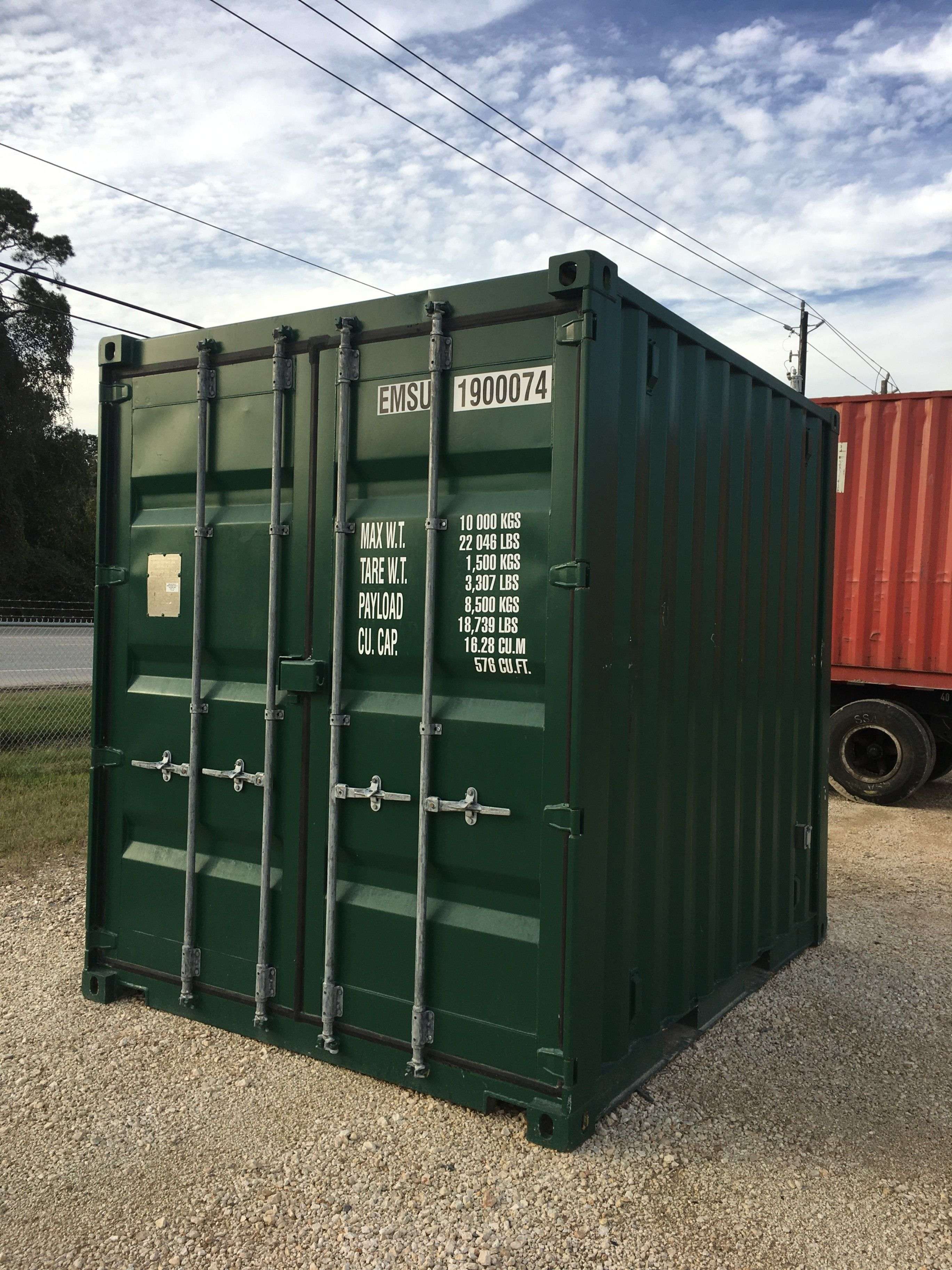 Ems 10 Ft Shipping Container Bar To Rent In Houston Area Or Purchase This Shipping Container Bar Reach Us At Container Bar Locker Storage Shipping Container