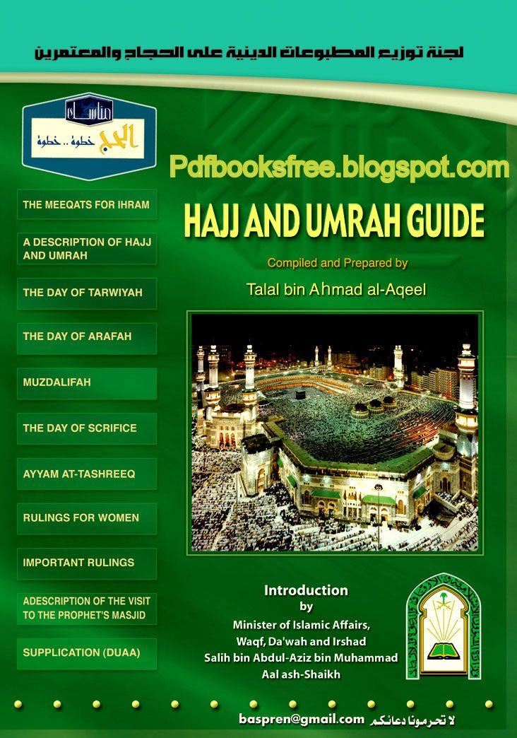 hajj and umrah guide in english by talal ahmad al aqeel free pdf rh pinterest com Rulls of Hajj Umrah Hajj and Umrah Packages 2013