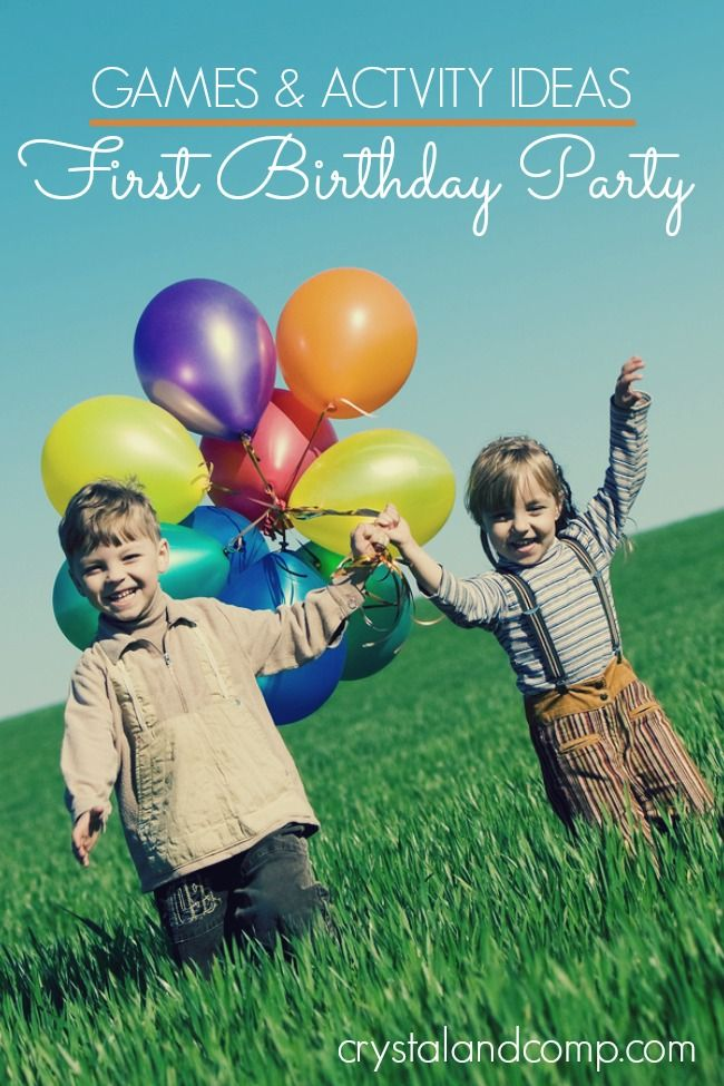 first birthday party games and activity ideas pinterest birthday