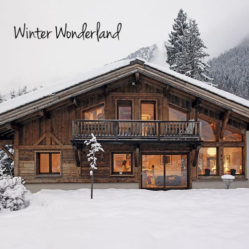 A Cozy Chalet In The Swiss Alps Simply Beautiful Under A Blanket Of Fresh Snow Droomhuis Huizen Huis Ideeen