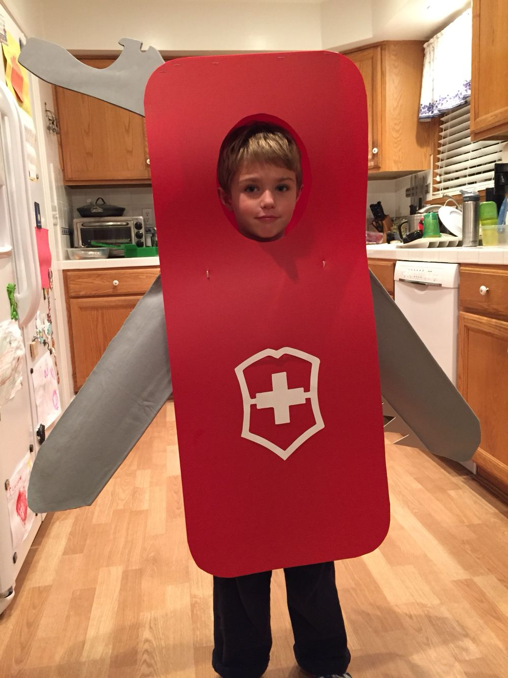 Halloween 2014 Swiss Army Knife Costume Halloween