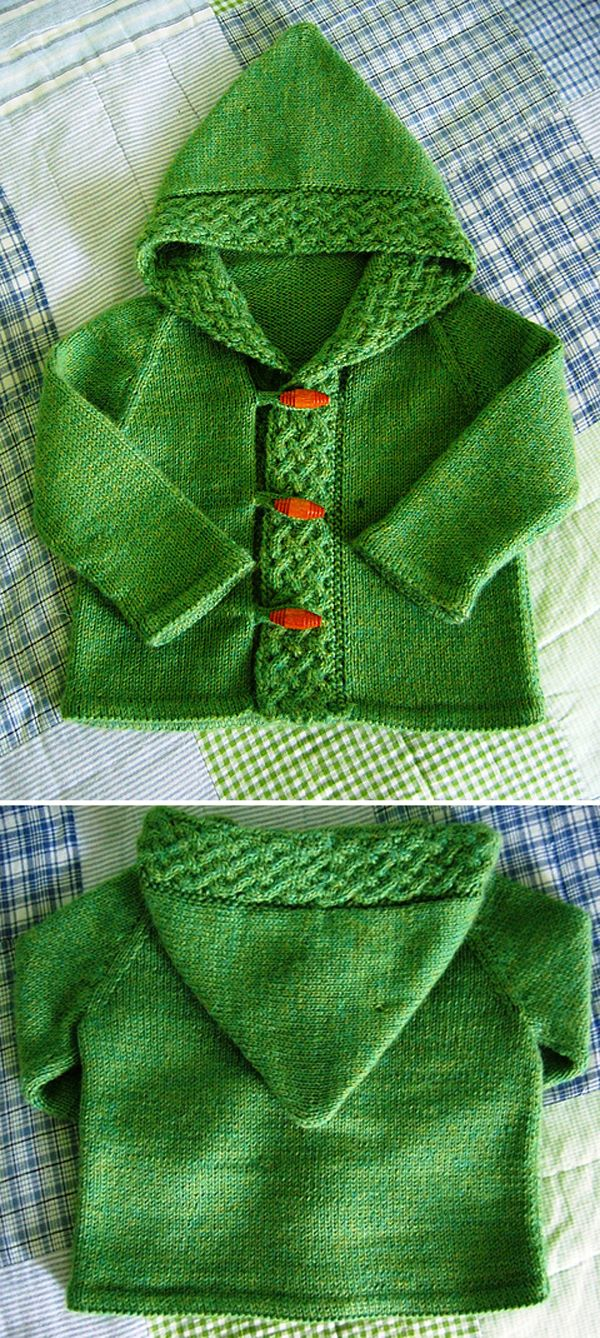 Photo of Cardigan for Merry – Free Pattern