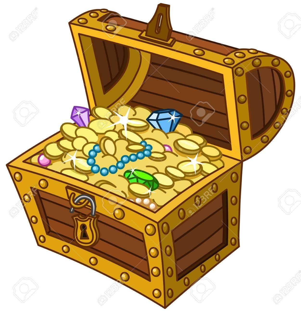 Картинки по запросу pirate treasure picture clipart